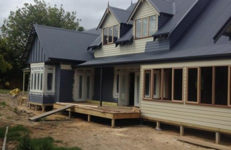 Home builders melbourne country lane homes for Cottage style homes melbourne
